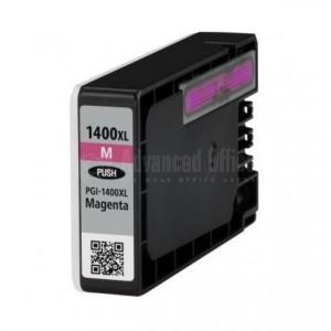 Cartouche PRINTECH compatible PGI-1400 XL Magenta pour CANON Maxify MB2140/ MB2340/ MB2740/ MB2040  -  Advanced Office