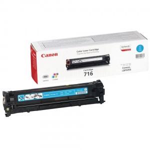 Toner CANON 716 Cyan pour LBP 5050/5050N  -  Advanced Office Algérie