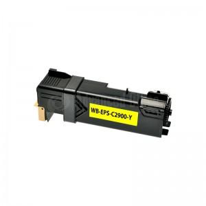 Toner compatible C13S050627 Yellow pour EPSON C2900  -  Advanced Office Algérie