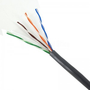 Câble Réseau D-LINK UTP Cat6e, 24AWG, 0.5m, Gris  -  Advanced Office Algérie