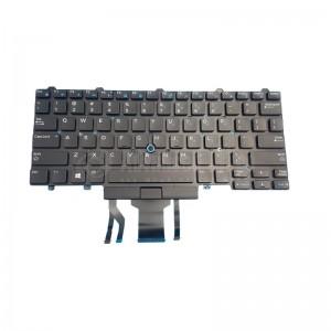 Clavier DELL pour laptop Latitude E5490, Qwerty  -  Advanced Office Algérie