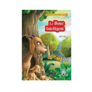 Livre les Contes pour enfants avant le coucher Le Bouc Courageux (2ème Série)