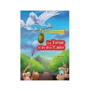 Livre les Contes pour enfants avant le coucher La Tortue et Les Deux Canes (2ème Série)