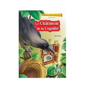 Livre les Contes pour enfants avant le coucher Le Châtiment de la Cupidité (2ème Série)
