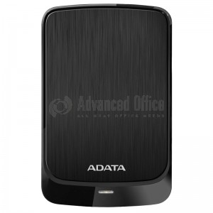 "Disque dur externe ADATA HV320 Slim USB 3.0 1To 2.5"", Noir  -  Advanced Office Algérie"