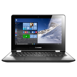 "image. Laptop LENOVO YOGA 310, Intel Celeron N3050, 4Go, 500Go,11.6""Tactile, Windows 10  -  Advanced Office Algérie"