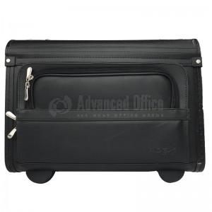 Valise à roulettes Noir