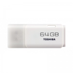 Flash disque TOSHIBA TransMemory U202 64Go USB 2.0 Blanc  -  Advanced Office Algérie