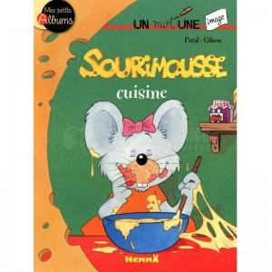 Livre HEMMA Sourimousse cuisine