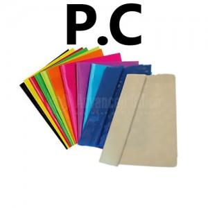 Protège Cahier multi couleurs