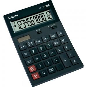 Calculatrice CANON AS-1200 12 Chiffres Noir