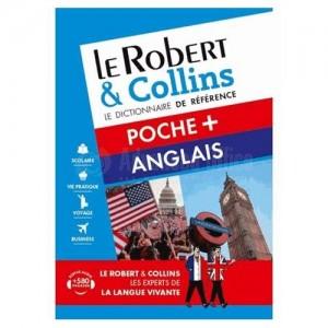 Dictionnaire LE ROBERT ET COLLINS de Poche Maxi Anglais-Français/Français-Anglais