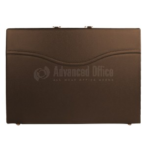 Valise diplomatique RIDEX Marron  -  Advanced Office Algérie