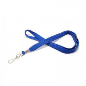 Cordon pour badge avec sécurité EVOLIS Bleu