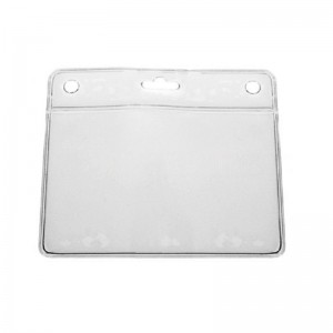 Porte badge horizontal EVOLIS 55 x 85 mm
