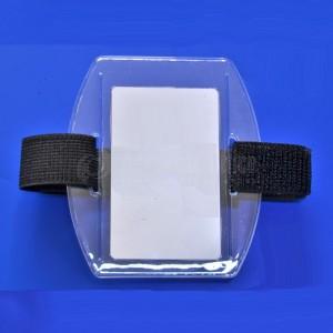 Porte badge à bras  EVOLIS 55 x 85 mm