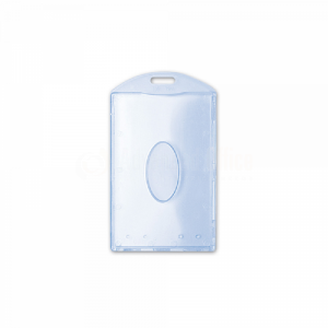 Porte badge Dur  horizontal 2 Pcs + Couvert 145-8000 EVOLIS