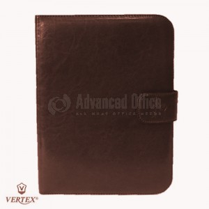 Porte folio VERTEX Marron