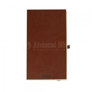 Agenda Notebook de poche Marron