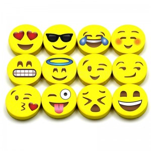 Gomme Scolaire GOLDEN Forme Emojis