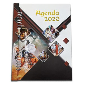 Agenda Notebook SELLIDJ GM