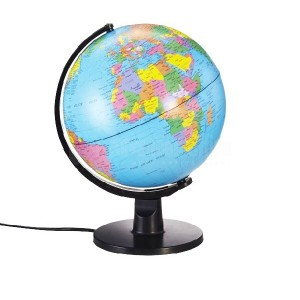 Globe arabe lumineuse 30 cm VERSAL VR-3113