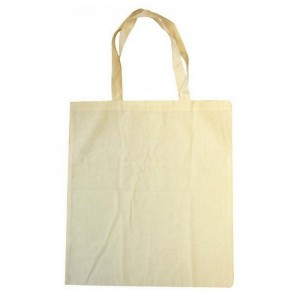 Sac de shopping en tissu 30X39.5 Beige