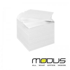 Recharge cube de papier MODUS 90 x 90mm 80g 500 Feuilles  -  Advanced Office Algérie