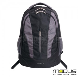 "Sac à dos Porte PC MODUS MD7754 15.6"" Noir/Gris  -  Advanced Office Algérie"