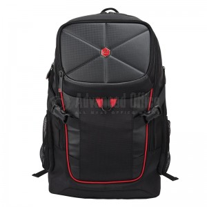 "image. Sac à dos porte PC BESTLIFE BB-3330 Gaming Chord Series 17"", 37.4 Litres, Noir-Rouge  -  Advanced Office Algérie"