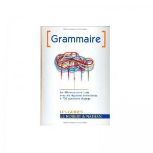 Guide de grammaire LE ROBERT ET NATHAN