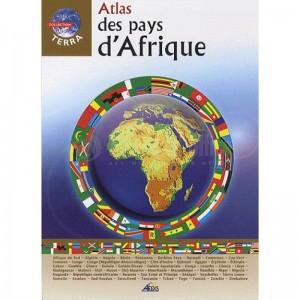 Livre Atlas des pays d'afrique