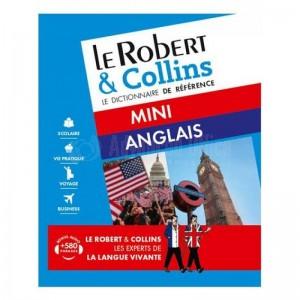 Dictionnaire LE ROBERT ET COLLINS Mini Anglais