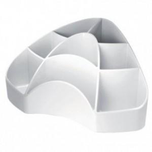 Porte stylo ARDA triangulair Blanc