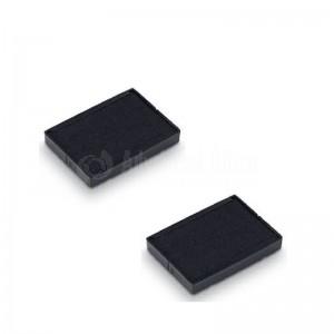 Cassette d'encrage pour 46030 noir Jeu de 2