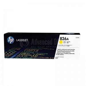 Toner HP 826A Yellow pour Laserjet M855