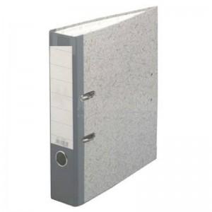 Classeur chrono MODUS en PVC gris avec perforateur  -  Advanced Office Algérie