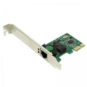 Carte réseau PCI Express RJ45 D-LINK 10/100/1000Mbps  -  Advanced Office Algérie