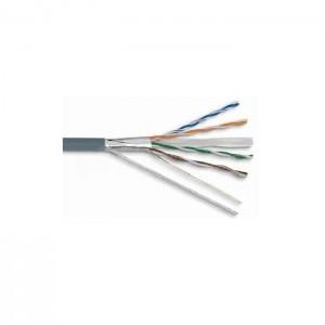 Câble réseau D-LINK FTP Cat 6 24AWG solid,305m/roll,Gris  -  Advanced Office Algérie