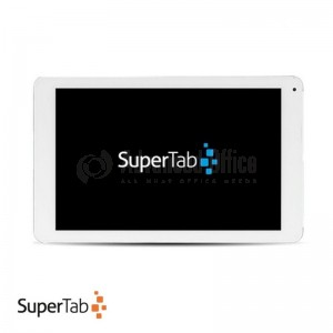 """Tablette SUPERTAB R10, Wifi, 3G, 16Go, 10"""", Android 5.1, Gris + Pochette"""