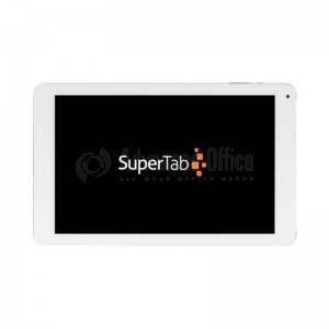 """Tablette SUPERTAB, Wifi, 8Go, 10.1"""", Android 4.4, Gris"""