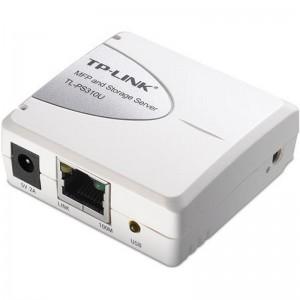 image. Serveur d'impression TP-Link TL-PS310U, USB 2.0, RJ45 10/100Mbps   -   Advanced Office Algérie