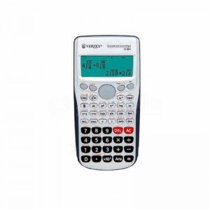 Calculatrice scientifique VERTEX VS-991+, 417 fonctions (10 chiffres + 2 exposants)  -  Advanced Office Algérie
