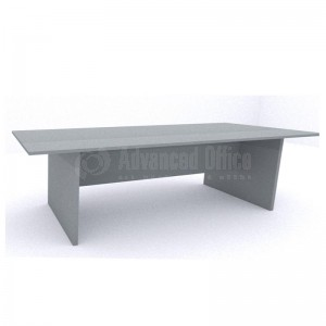 Table de réunion ECOMOD 1.80x 1.00m Gris  -  Advanced Office Algérie