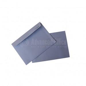 Pochette de 25 enveloppes F10 blanche auto adhésives 114 x 162 mm