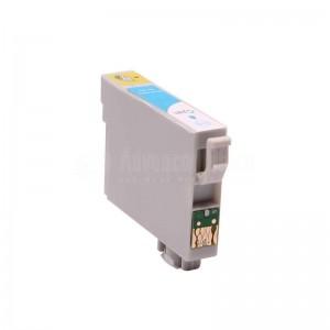 Cartouche Compatible EPSON Cyan pour D78/D92/D120/DX4400/DX5050  -  Advanced Office Algérie