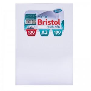 Pochette papier Bristol EXCELLES Uni A3 180g 100 Feuilles  -  Advanced Office Algérie