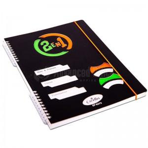 image. Cahier EXCELLES A4 150 pages 1 intercalaire  -  Advanced Office Algérie
