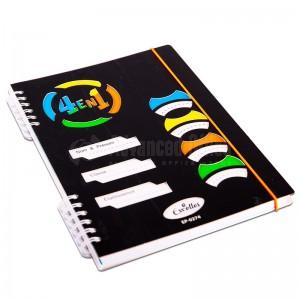image. Cahier EXCELLES A4 240 pages 3 intercalaires  -  Advanced Office Algérie