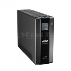 Onduleur APC Back-UPS Pro BR 1600VA, 8 Prise C13, USB, Ethernet Rj45, LCD (Onduleurs)